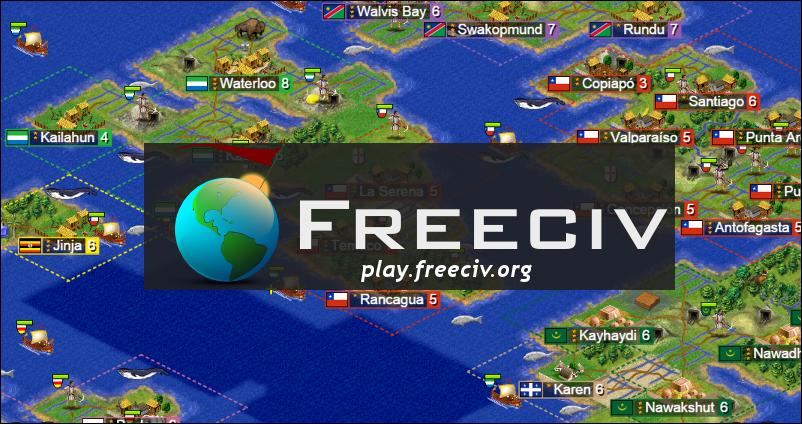 Freeciv web play freeciv in your browser apolyton civilization site click image for larger version name freeciv fp logo 2g gumiabroncs Gallery