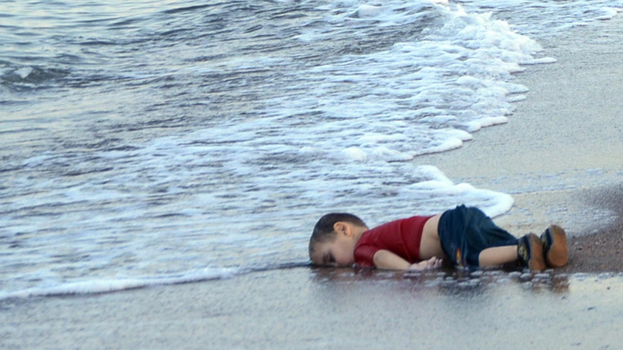 Image result for alan kurdi
